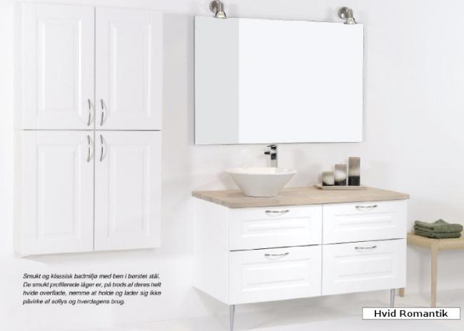 billige badeværelsesmøbler Badeværelse i Romantik   Badeværelsesskabe i romantisk stil billige badeværelsesmøbler