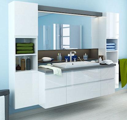 Ubrugte Billige Badeværelsesskabe - Find det perfekte badeværelsesskab KW-49