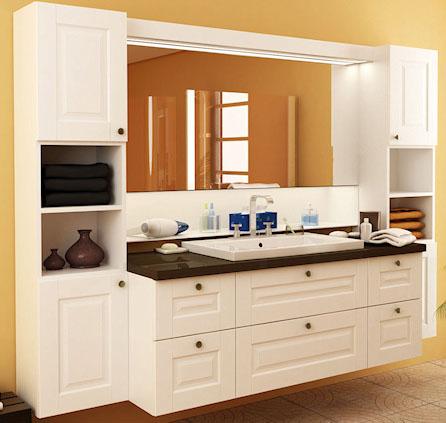 Fantastisk Billige Badeværelsesskabe - Find det perfekte badeværelsesskab IJ65