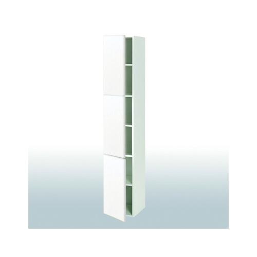 højskab til badeværelse Højskab med 3 låger b: 40 cm højskab til badeværelse